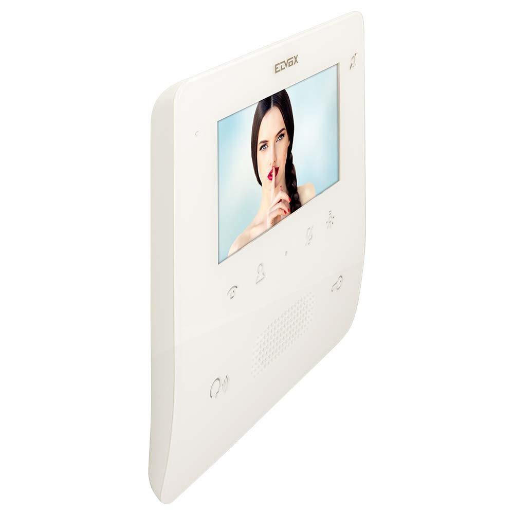 Elvox TAB 7559 Hands Free Video Door Entry Handset side