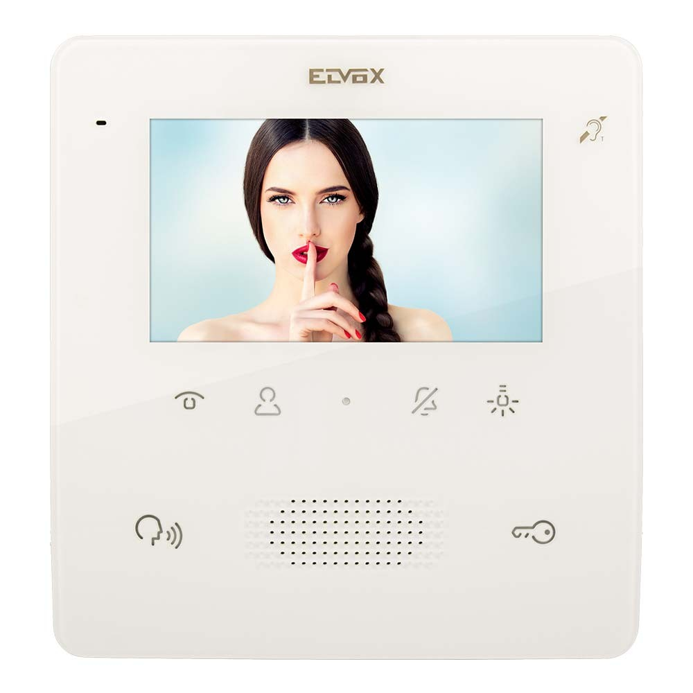 Elvox TAB 7559 Hands Free Video Door Entry Handset