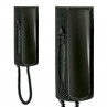 Elvox Petrarca 6200 Series Door Entry Audio Handset - Anthracite