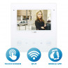 Tab 5S Up video touch screen entryphone  with Wi-Fi