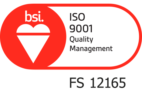 BSi Registered Kite Mark Logo
