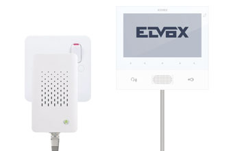 IP-Connect Elvox Video Door Entry and Video Gate Entry