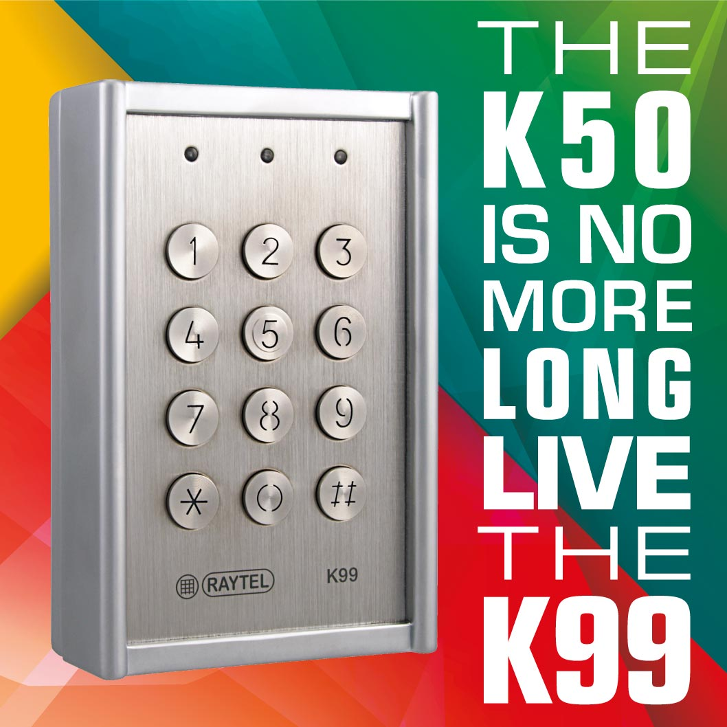 The K50 is no more, long live the K99